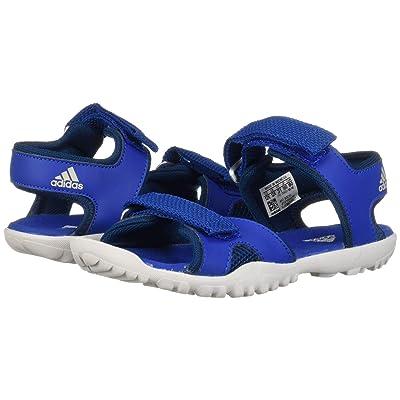 adidas Outdoor Kids Sandplay OD (Toddler/Little Kid/Big Kid) (Blue Beauty/Legend Marine/Grey One) Boys Shoes
