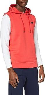 Jack & Jones Men's Jcobadge Sweat Sl Hood Sweatshirt
