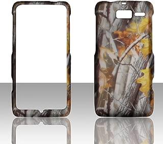 2D Camo Branches Motorola Droid Razr M XT907 Verizon Cases Cover Hard Case Snap-on Rubberized Touch Case Cover Faceplates
