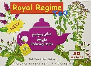 Royal Regime Weight Loss Diet Slimming 50 Tea Bags