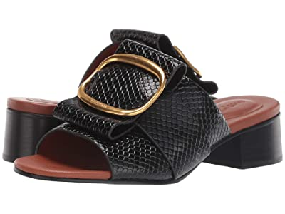 See by Chloe Hopper SB34072A (Fabric Vip Nero) Women