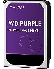 WD HDD 内蔵ハードディスク 3.5インチ 2TB WD Purple SATA6Gb/s 64MB メーカー保証3年 WD20PURZ