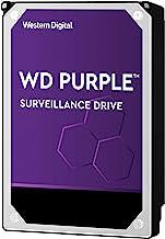 Western Digital WD Purple 3TB para videovigilancia - 3.5 pulgadas SATA 6 Gb/s disco duro con tecnología AllFrame 4K - 180TB/yr, 64MB Cache, 5400rpm - WD30PURZ