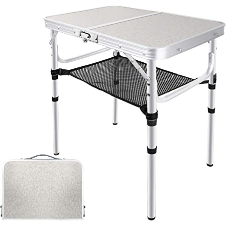 Twin Height Camping Table