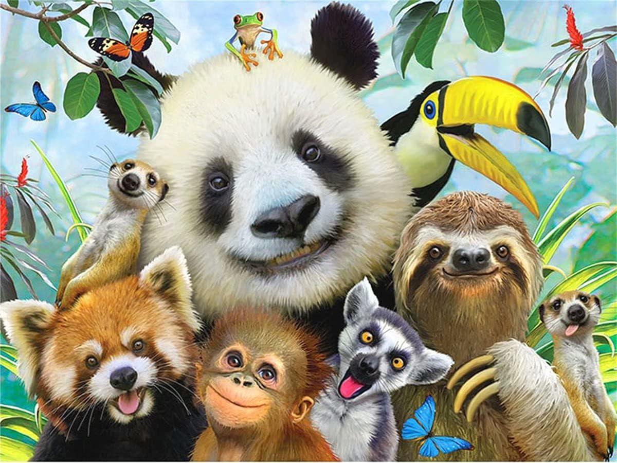 Diamond Painting Superlatite Happy Animal Adults for Kitss Louisville-Jefferson County Mall