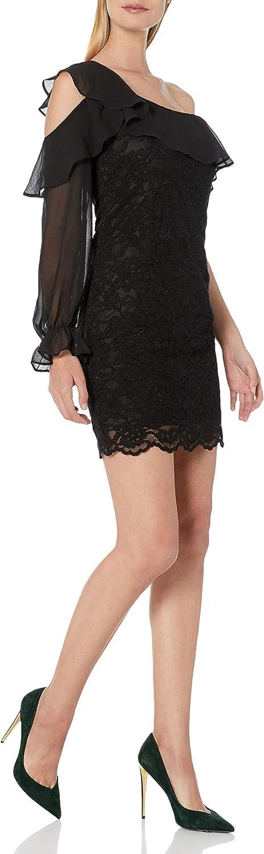 Bardot Women's Petite Fiorella Lace Dress