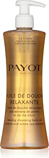 Payot Huile De Douche Relaxante Relaxing Cleansing Body Oil With Jasmine & White Tea Extracts 400ml