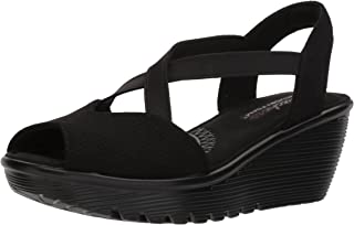 most comfortable black wedges
