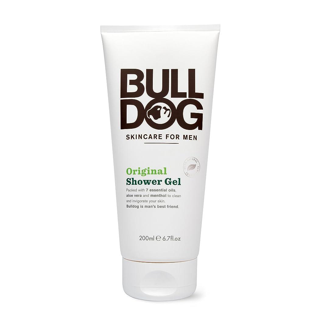 オリエンタルランチョンファランクスブルドッグ Bulldog オリジナル シャワージェル(ボディ用洗浄料) 200mL