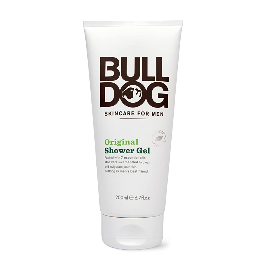 振幅再集計アイザックブルドッグ Bulldog オリジナル シャワージェル(ボディ用洗浄料) 200mL