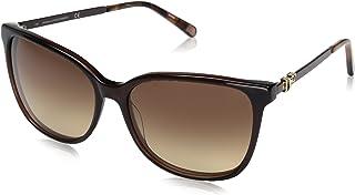 Diane Von Furstenberg Women's DVF617S Joanna Square Sunglasses