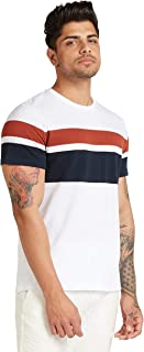 Iconic Men's 2300327 RITO Knitted T-Shirt, Navy