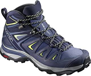 [サロモン] レディース ハイキング X Ultra 3 Mid GTX Wide Hiking Boot [並行輸入品]
