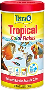 TetraColor Tropical Flakes xZDVeS, 2Pack (7.06-Ounce)