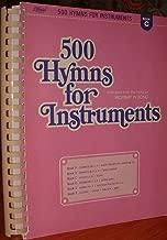 500 Hymns for Instruments Book C (Violins I, II, III Flutes) 1976
