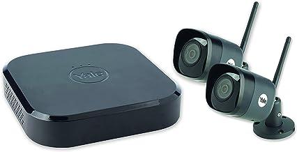 Yale Smart Home CCTV WİFİ Kit - (2 Kamera) - SV-4C-2DB4MX