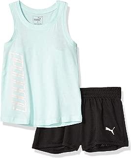 Puma Biker - Pantalones Cortos para niña