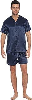 Best mens silk pajamas shorts Reviews