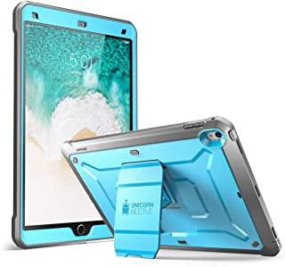 Supcase [Unicorn Beetle Pro] Case for iPad Air 3 (2019) & iPad Pro 10.5'' (2017), Heavy Duty with Built-in Screen Protector Full-Body Rugged Protective Apple iPad Pro 10.5''/ iPad Air 3 Case (Blue)
