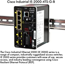Cisco IE-2000-4TS-G-B Ethernet Switch