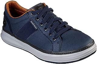 skechers status borges mens canvas shoes Sale,up to 47