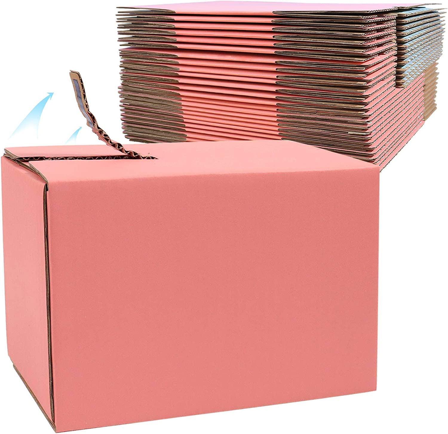 Price reduction Shipping supreme Mailer Corrugated Cardboard Boxes Zipper Pack Pac 25