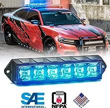 Feniex Fusion Surface Mount Single Color LED(Blue, 180)