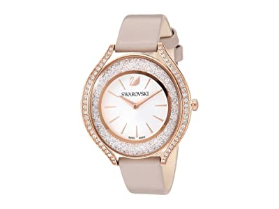 Swarovski Crystalline Aura Watch Rose Gold Plated (White) Watches