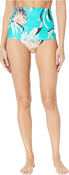 9fc4a2c93746f Trina Turk Getaway Solids High-Waist Bottom at Zappos.com