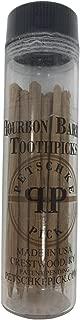 Petschke Pick Bourbon Barrel Toothpicks (15 Count Vial)