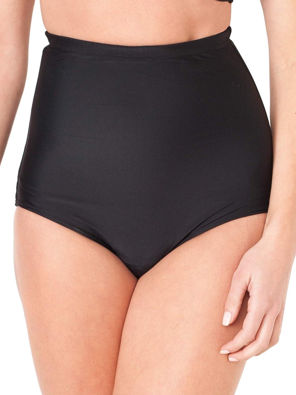 Smart & Sexy Women's High Waisted Bikini Bottom