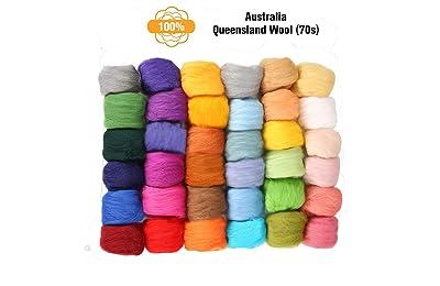 Best wool for felting