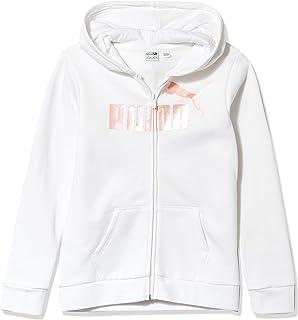 Puma - Sudadera con capucha para niña