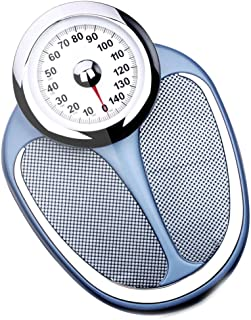 Scale Bathroom Scales, High Precision Body Weight Scale High Capacity Weigh in 200Kg, Analog Scales No Batteries