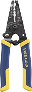 IRWIN VISE-GRIP Wire Stripping Tool / Wire Cutter, 6-Inch (2078316)