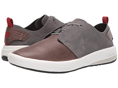 Merrell Gridway Leather (Charcoal) Men