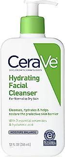 CeraVe 保濕潔面乳 12 盎司 1片裝