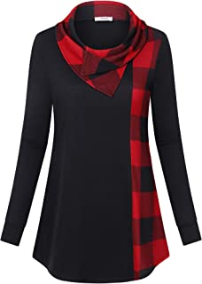 Best womens size large shirts Reviews