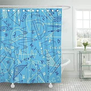 Emvency Shower Curtain 72