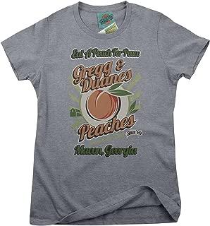 Best eat a peach for peace t shirt Reviews