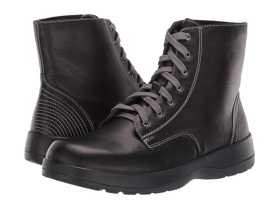 Naot Caribou (Black Leather Combination) Women