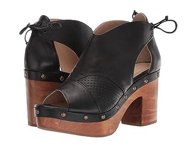 Cordani Marcia (Black Leather) Women