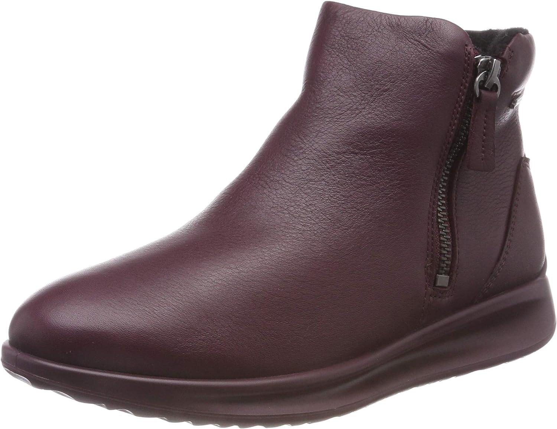 ECCO Womens Aquet GTX Bouble Zip Boot Boots