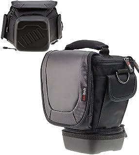 Navitech Teleskopkamera DSLR SLR fodral skyddsväska kompatibel med Fujifilm X-Pro2 kompakt systemkamera