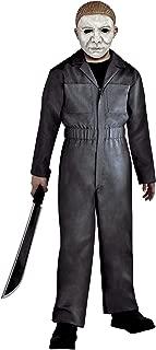 Michael Myers Halloween Costume for Children, Halloween, Includes Mask