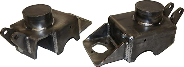 Rusty's Off-Road Front Axle Coil Spring and Shock Mount Bracket - Stock Style - Jeep Grand Cherokee WJ