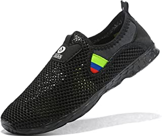 JUAN Men's Fitness Shoes Walking Sneaker Workout Shoes mesh Running Shoes Athletic Lightweight Casual Sports Shoes