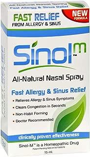 Sinol-M Allergy & Sinus Relief Spray 15 ml