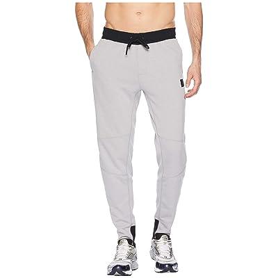 Reebok Training Supply Knit Jogger (Medium Grey Heather/Solid Grey) Men