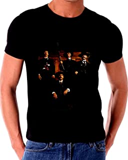 Tombstone Painting Doc Holliday Wyatt EARP Movie T Shirt